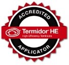 A1 Is now an Accredited Termidor HE Operator