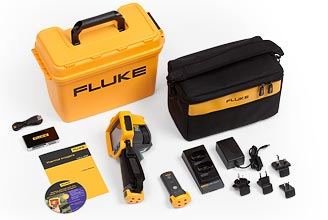 Fluke Camera Set