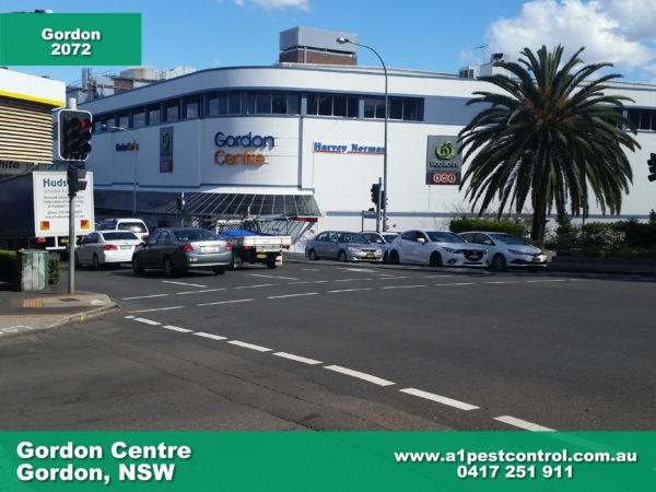 The Gordon Shopping Centre