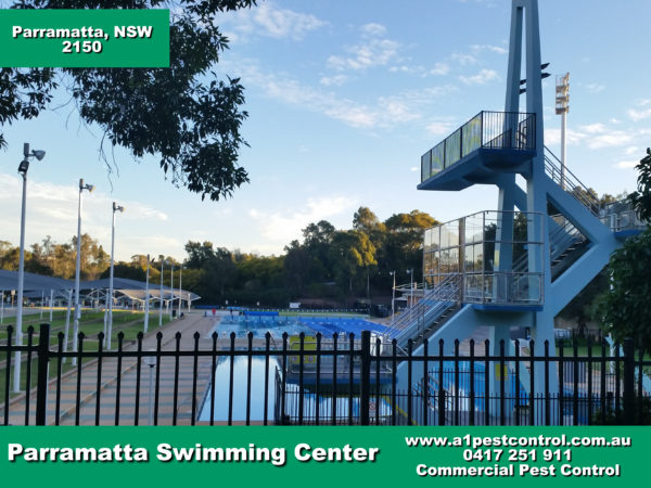 Parramatta Swimming Center