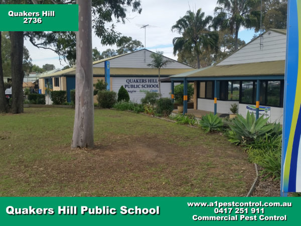 Picture of Quakers Hill Public School Main Building