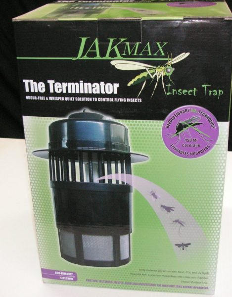 The Terminator Mozzie Trap