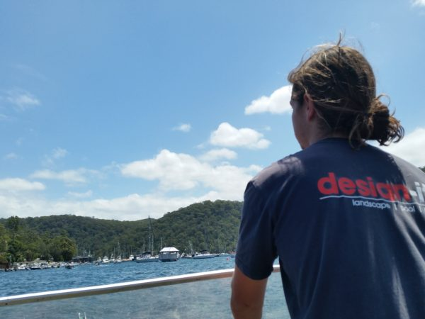 Another beautiful day at Pittwater