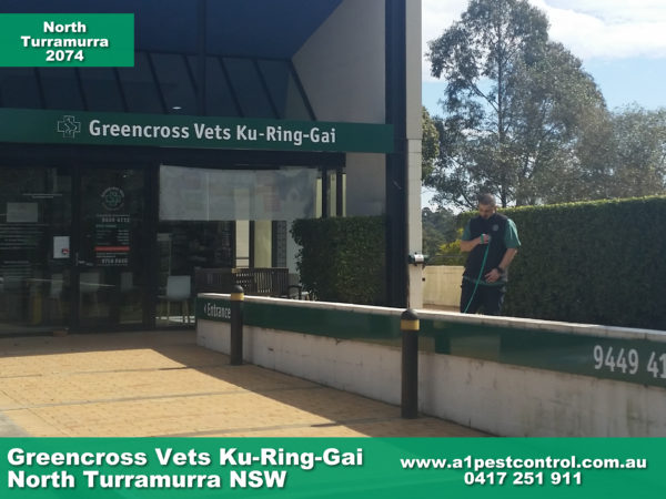 Picture of the Greencross Vets located in Ku-Rin-Gai.