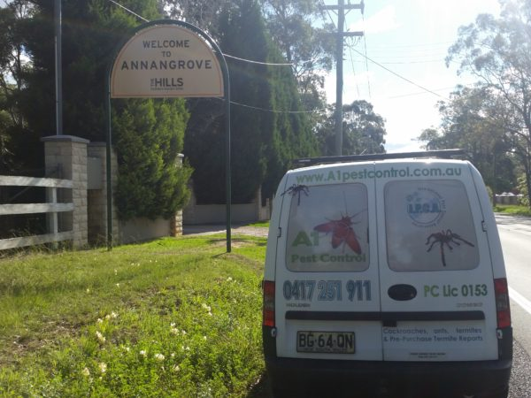 Annangrove Sign