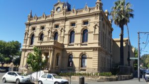 Heritage-Listed Former Glebe Town Hall