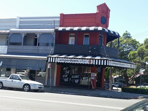 Camperdown cellars - bottle shop situated on 1/129 Catherine Street