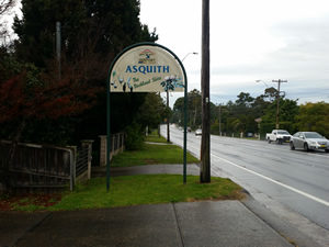 Asquith Sign