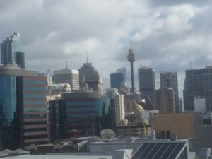 Views from Surry Hills