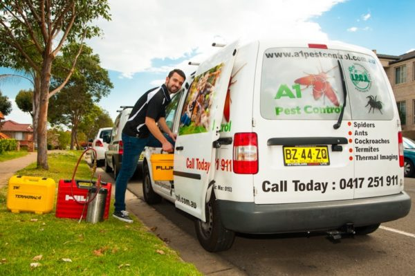 A1 Pest Control Hills District Sydney