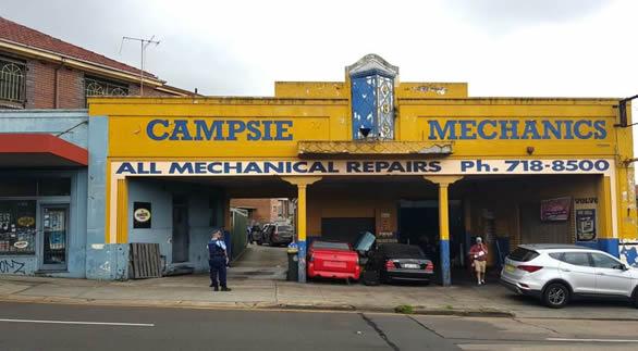 Campsie Mechanics