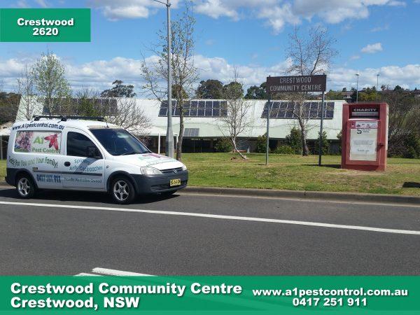 Crestwood Community Centre