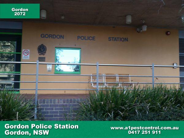 Gordon Police Station